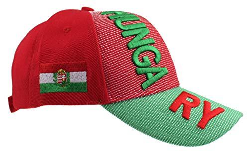 Yantec Basecap Ungarn Cap