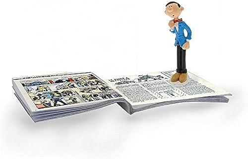 Figure Pixi Gaston Lagaffe and Spirou Newspaper February 28, 1957 5666 (2014)