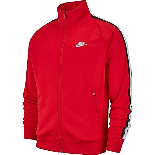 Nike Sportswear N98 Herren M Rot/weiß (University Red/White)