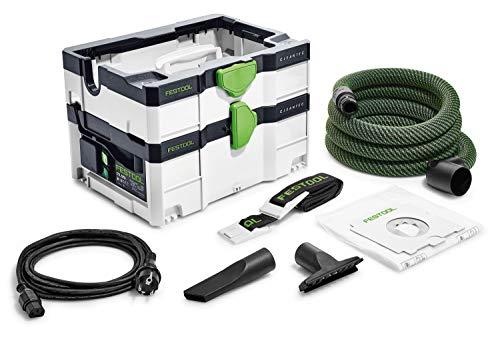Festool Absaugmobil CTL SYS CLEANTEC Herstellernr. 575279, 1 W, Schwarz/Grün