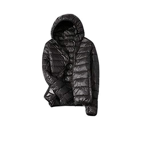 x8jdieu3 Winter Frauen Daunenjacke leichte koreanische Version der lässigen schlanken großen kurzen Kapuzenjacke warmes Hemd