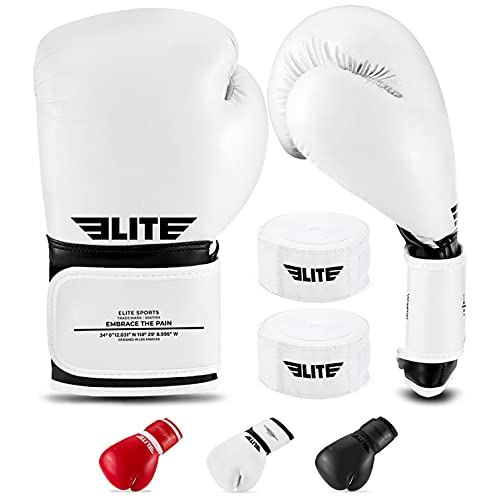 2021 Best Boxing & Kick Boxing Gloves for Men and Women, Training & Sparring Gloves for Pro...