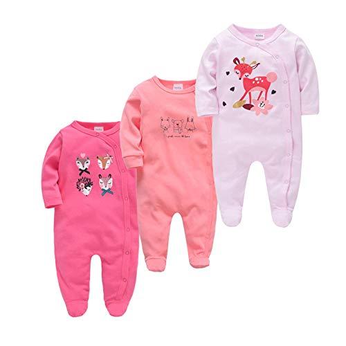 N-B Baby-Overalls, Baby-Mädchen- und Jungen-Kleidung, Herbst- und Sommer-Baumwoll-Overalls