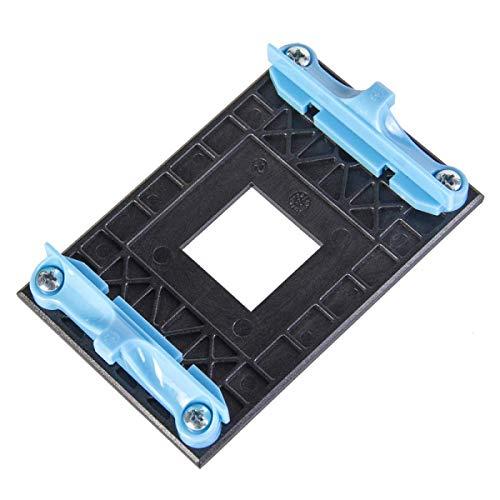 DKE&YMQ CPU-Halterung, am4 Halterung B350 X370 A320 Mainboard Kühlerlüfter Bodenablage Kunststoff Rückplatte AMD Ruilong Schnalle