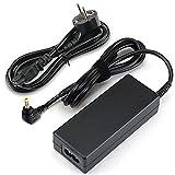 19V 3,42A 65W Cargador de portátil para Acer Aspire Charger Muchos modelos, incluidos: E15 ES1 E1 E5 F5 F15 E 15 1 5 F 5 15 V3 V5 V7 PA-1650-86 y más 5,5 x 1,7 mm Cable de alimentación eléctrica