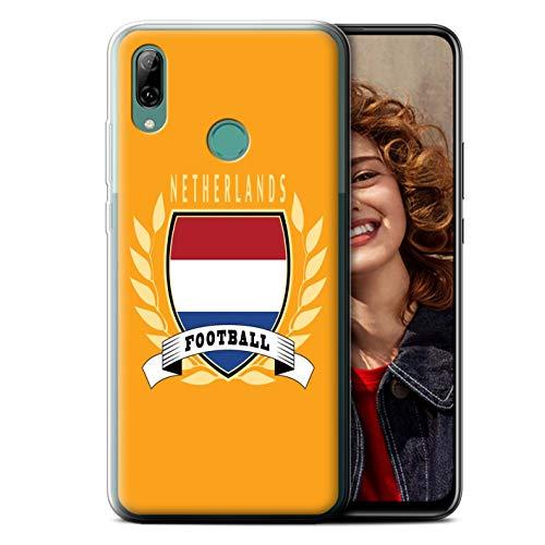 eSwish telefoonhoesje/Cover/Skin/HUA-GC/Voetbal Embleem Collectie Huawei P Smart Z/Y9 Prime 2019 Netherlands/Dutch