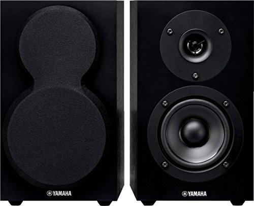Yamaha ns-bp15030W schwarz Lautsprecher–Lautsprecher (XLR, 2.0Kanal mit Draht, 30W, 55–38000HZ, schwarz)