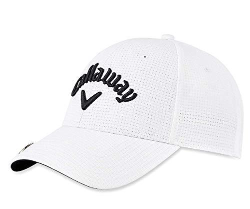 Callaway Golf Stitch Magnet Hat, White