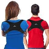 MESAKI Posture Corrector for Women Men | FDA Approved | Effective Comfortable Adjustable Posture...