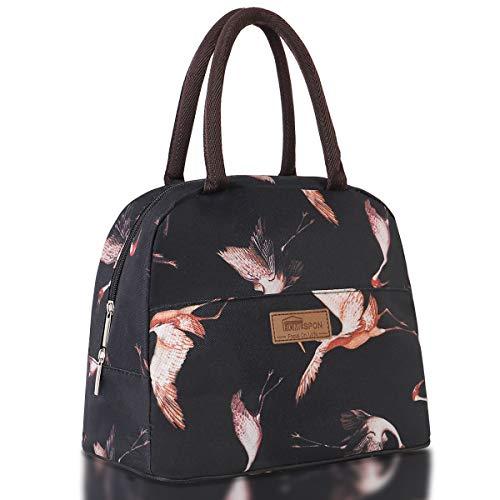 HOMESPON Bolsa Isotérmica Almuerzo Lunch Bag Bolsa