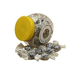 250g cookie jar of minty bulls eyes 250g Cookie Jar of Minty Bulls Eyes 41JR0gFoASL