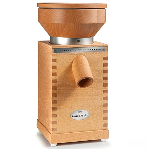 KoMo Fidibus XL Plus Getreidemühle (Profigerät, 600 Watt)