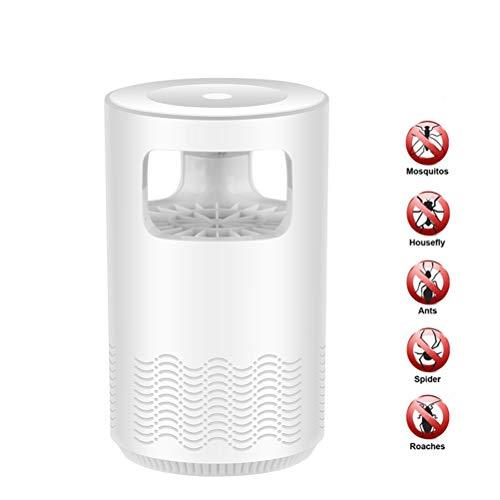 Yissma Elektrischer Insektenvernichter, USB Moskito Killer Lampe UV Insektenvernichter Moskitolampe Camping Für Innen Outdoor Schlafzimmer Gärten
