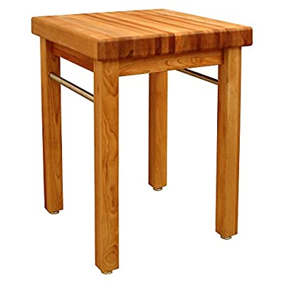 Catskill Craftsmen French Country Square Butcher's Block by Catskill Craftsmen