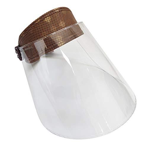 YGbuy Gorra Protectora Anti-Saliva Sombrero Prueba