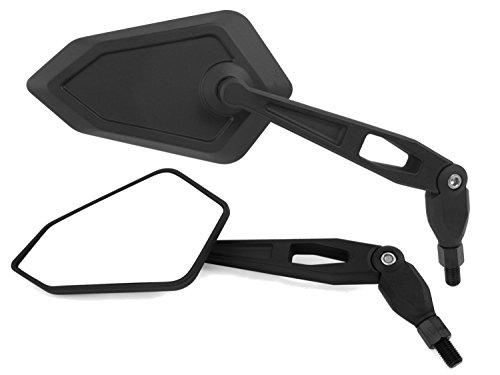 Rückspiegel Spiegel Set kompatibel mit Honda FMX 650, NTV 650, CA 125 Rebel, (V6)