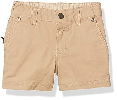 Columbia Boys' Big Flex ROC Short, British Tan, Large