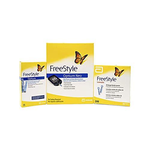 lancetas glucometro precio fabricante Freestyle