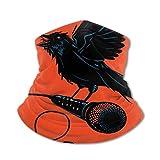 Bufanda de protección para el cuello Máscara a prueba de viento: sostiene un micrófono Festival temático de música rock Fiesta ic Singer