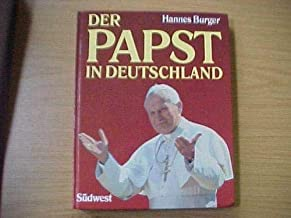 Der Papst in Deutschland (German Edition)