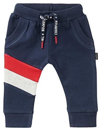 Noppies Baby-Jungen B Regular fit Pants Mabopane Hose, Peacoat-P590, 86