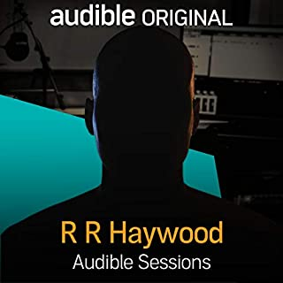R. R. Haywood audiobook cover art