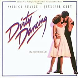 (CD Compilation Soundtrack, 12 Tracks, Various Artists) Bill Medley & Jennifer Warnes - (I've Had) The Time Of My Life / Patrick Swayze feat. Wendy Fraser - She's Like The Wind / Eric Carmen - Hungry Eyes / Merry Clayton - Yes / The Ronettes - Be My Baby etc..