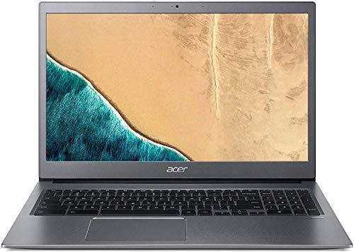 Acer Chromebook 715 15.6' Intel i3-8130U 2.2GHz 4GB Ram 128GB Flash Chrome OS (Renewed)