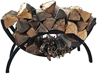 Woodhaven The 3 Foot Crescent Firewood Rack