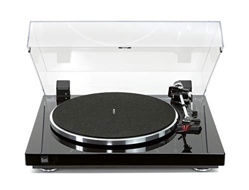 Tocadiscos Dual CS 465 negro Piano