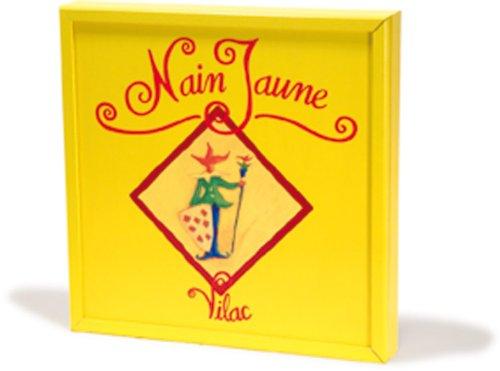 """Vilac - 6112 - Jeux de Société - Nain jaune """"Deluxe"""""""