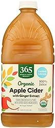 365 by Whole Foods Market, Organic Apple Ginger Cider, 64 Fl Oz