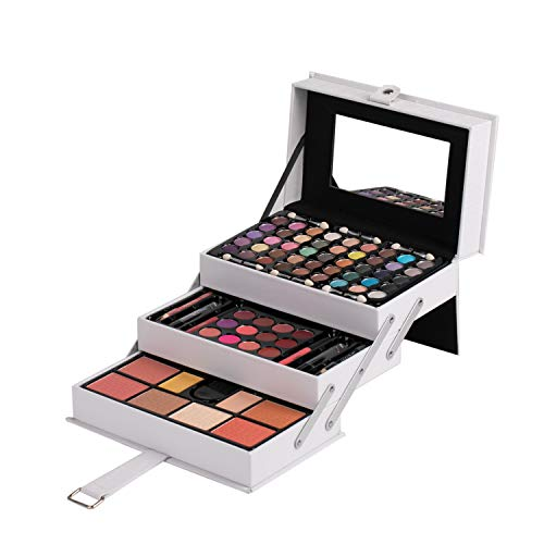 Maùve Professional All in One Makeup Kit MU12 (WHITEC)