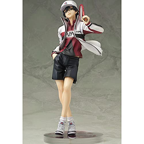 ZHANGDAGE The New Prince Of Tennis Ryoma Echizen Standing Posture Anime Character Model PVC Figure Statue Anime Figure Model Adult Toy/otaku Collectibles Ornaments For Anime Fans