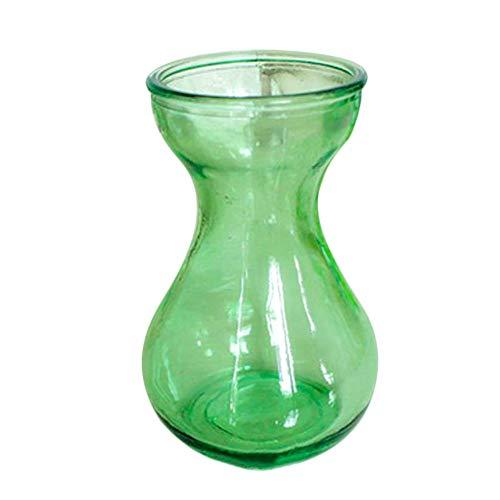 Jarrones Cristal Pequeños Colores jarrones cristal  Marca Ogquaton