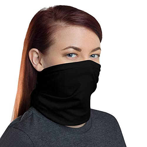 nine bull Neck Gaiters Face Cover Covering Balaclava Cool Lightweight Bandana for UV Dust Wind Protection