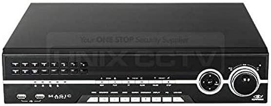 Eyemax | XVST MAGIC-PLS16M | 16CH High Performance HD-SDI Magic Plus Series DVR System – Auto detects HD-SDI/960H/Analog/IP, No Hard Drive Included