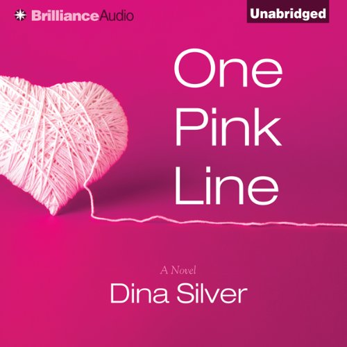 One Pink Line audiobook cover art