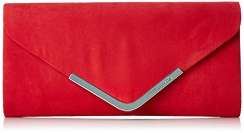 Rote Clutch günstig kaufen mit Erfahrungen von Käufern