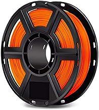 WOL 3D Flashforge PLA 3D Printer Filament, 1.75 mm, Orange