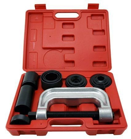 Cal-Hawk 4-in-1 Ball Joint Deluxe Service Kit Tool Set 2wd & 4wd Vehicles Remover Install