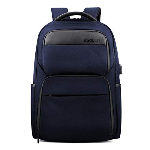 Arctic Hunter Throu Unisex Adult Laptop Backpack - Blue