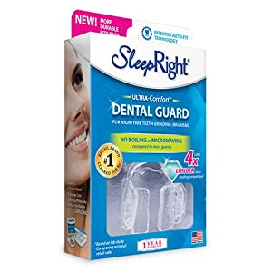 SleepRight Ultra Comfort Dental Guard