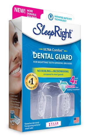 SleepRight Ultra Comfort Dental Guard