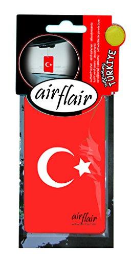 airflair AZLUF352 Papierlufterfrischer Flagge Türkei