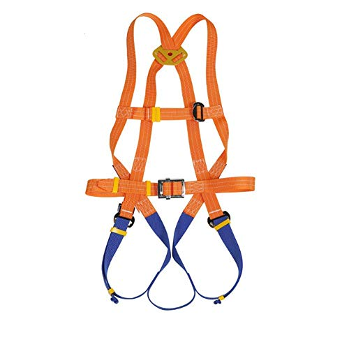 HGXC Fall Protection Harness, Full Body Harness Bsturzsicherun- Fall Protection Harness Seat Belt Scaffolding Safety Belt