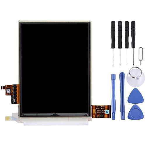 YEEWEN Accesorios para Celular Pantalla LCD de Tinta electrónica, reemplazo de Piezas de reparación for Amazon Kindle Paperwhite 3 ED060KD1