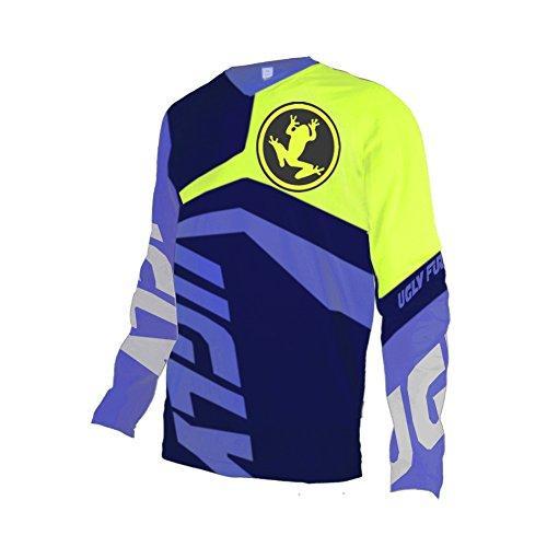 Uglyfrog Racewear Long Sleeve Downhill Jersey DH/AM/XC/FR/MTB/BMX/Moto/Enduro/Offroad Cycling Mountain Bike