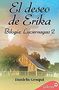 El deseo de Erika par Daniela Gesqui