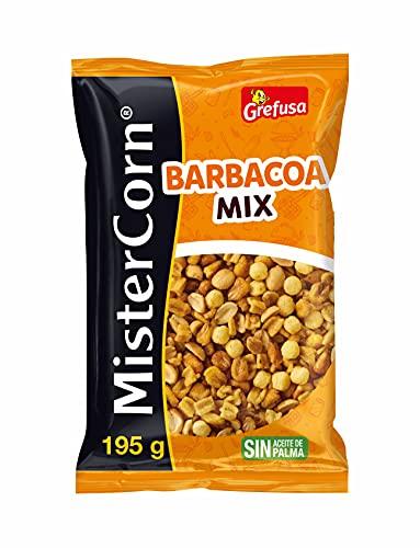 Mister Corn Barbacoa Mix, 95G